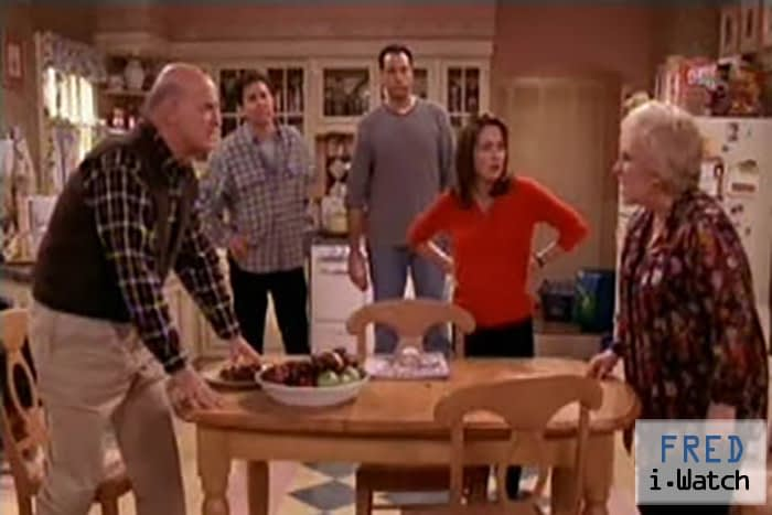 """Television Free for Years Now I Watch """"Everybody Loves Raymond"""""""