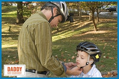 """Handling It With """"Dad Gloves"""" – Protecting Your Children (Without Going Overboard!)"""