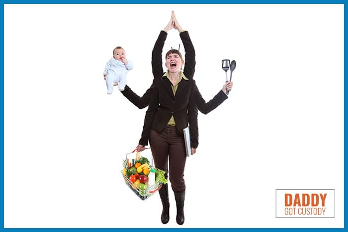 Tips for Easily Juggling Children and Personal Life Part 1