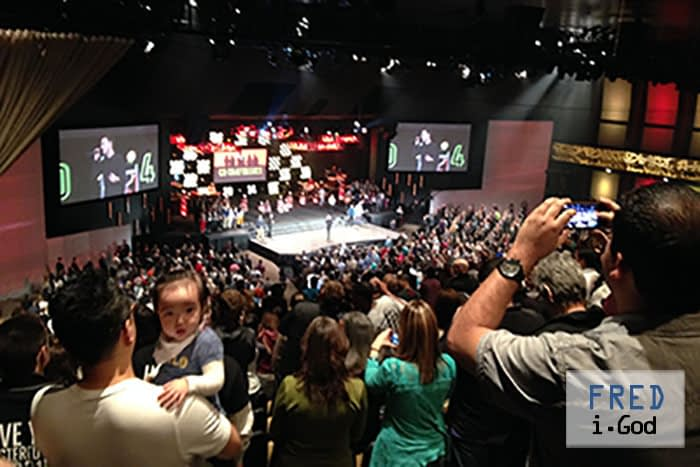Doing Church on Steroids, Any Questions?