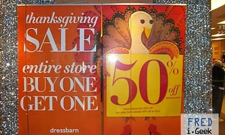 Seven Tips to Not Die as You Black Friday Shop