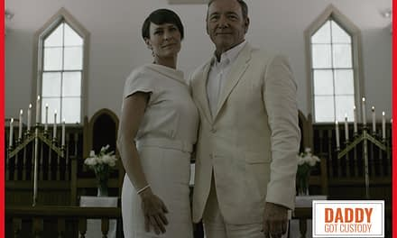 House of Cards Season 3 Chapter 33 – Presidential Marriage