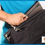 A Truly Manly Geek Carries a Purse – aka Laptop Bag