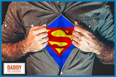 Being A Superhero In The Eyes Of Your Kids