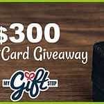 Father's Day, My Gift Stop & a Chance at a $300 Giveaway
